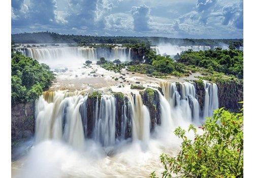 Waterval van Iguazu - 2000 stukjes