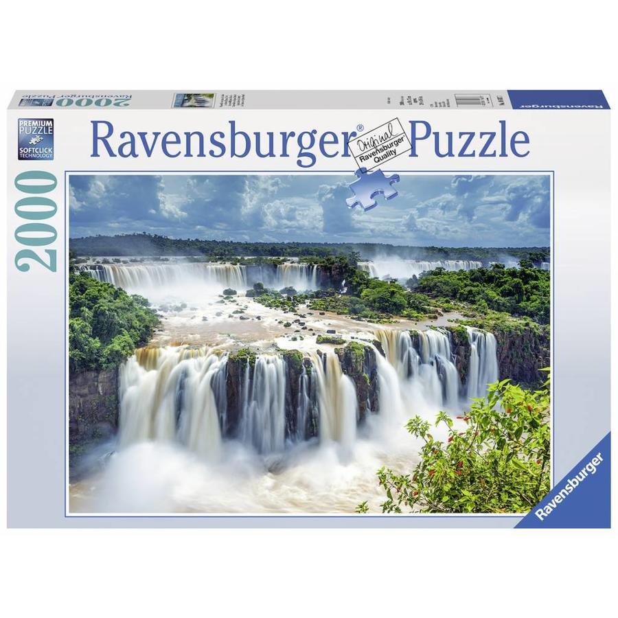 Cascade d'Iguazu - 2000 pièces-2