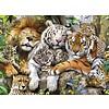 Ravensburger Le sommeil des tigres - puzzle de 200 pièces XXL