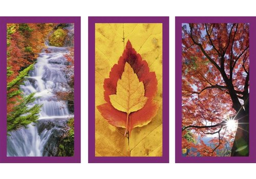 Autumn impressions - 3 x 500 pieces