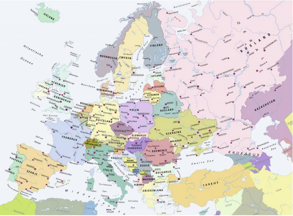 Ravensburger Puzzel Landkaarten Voordelig Kopen Brede Keuze