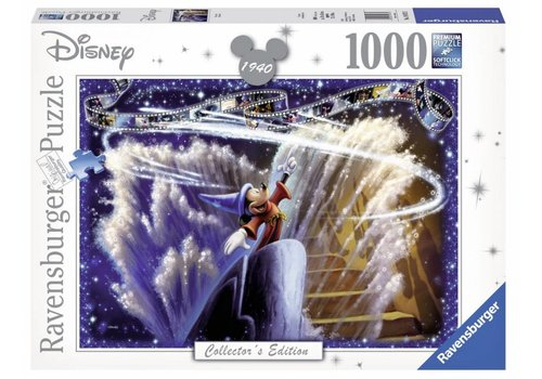 Fantasia - Disney - 1000 stukjes