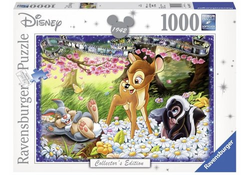 Bambi - Disney - 1000 pieces