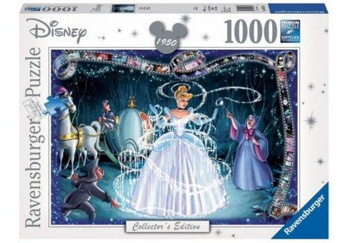 Ravensburger Assepoester - Disney - 1000 stukjes