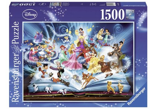 Magisch Sprookjesboek - 1500 stukjes