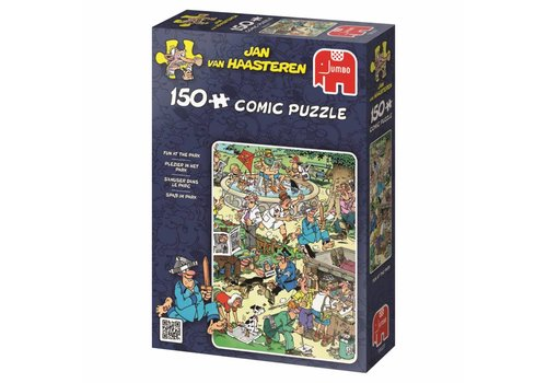 Fun in the park - JvH - 150 pieces