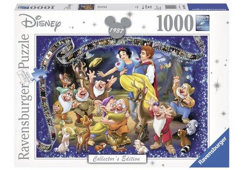 Ravensburger Sneeuwwitje - Disney - 1000 stukjes