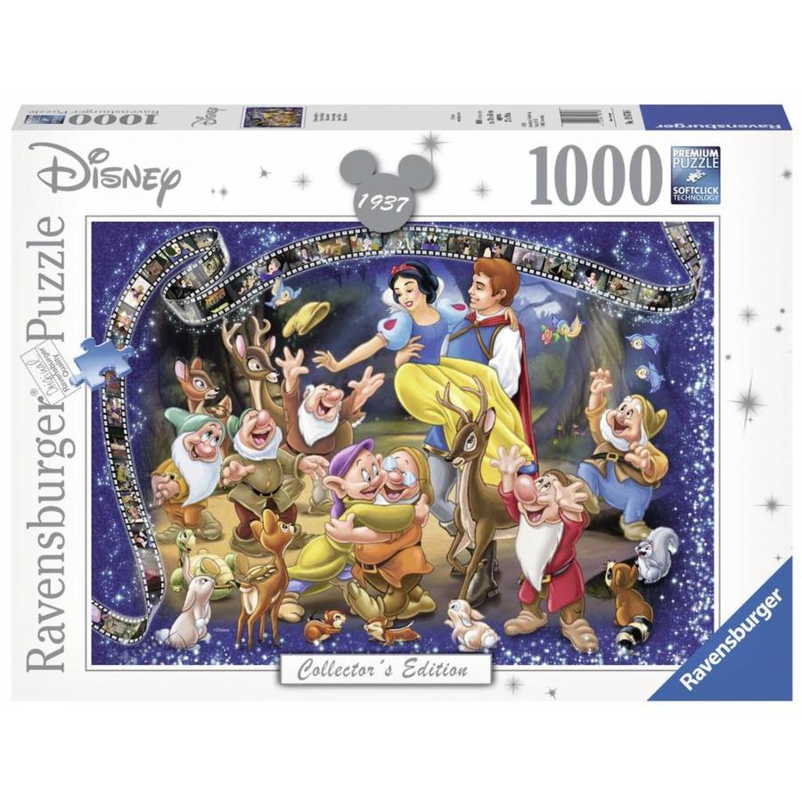 Sneeuwwitje - Disney - Collector's Item - 1000 stukjes-1