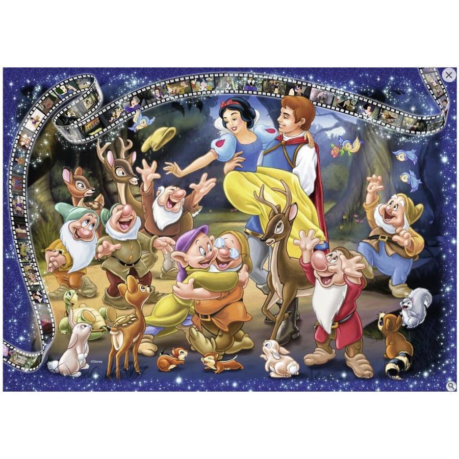 Blanche Neige - Objet de collection - - Disney 1000 pièces-3