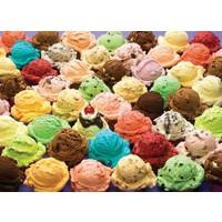thumb-Crèmes glacées - 1000 pièces-1