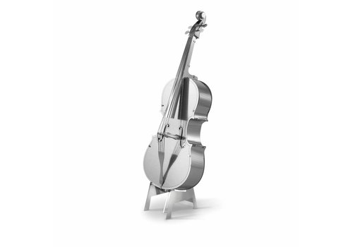 Metal Earth Bass Fiddle -puzzle 3D