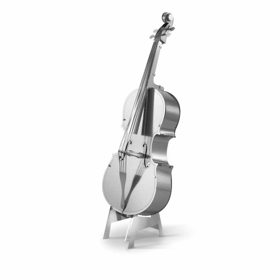 Bass Fiddle - puzzle 3D-1