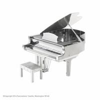 thumb-Grand Piano - puzzle 3D-1