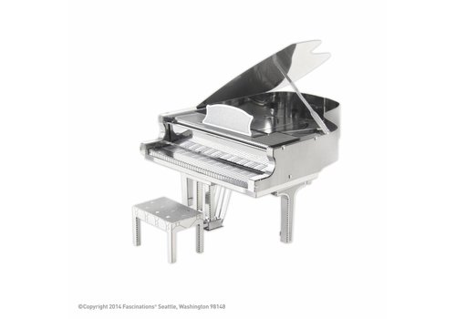 Metal Earth Grand Piano - puzzle 3D