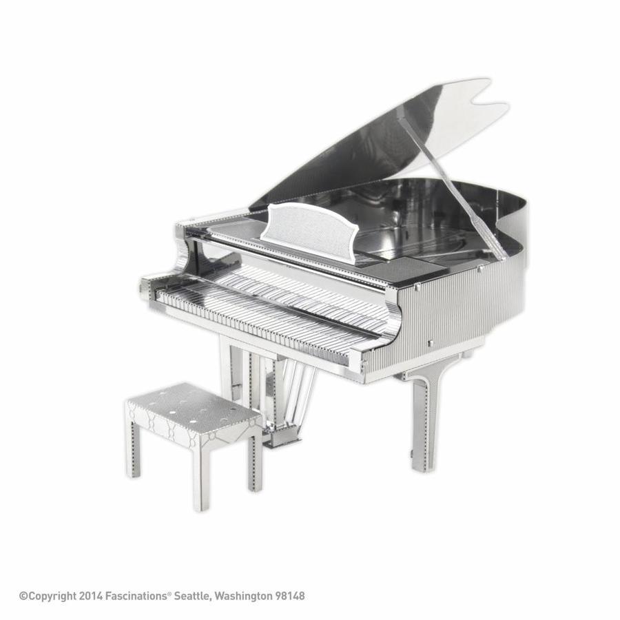 Vleugelpiano - 3D-puzzel-1