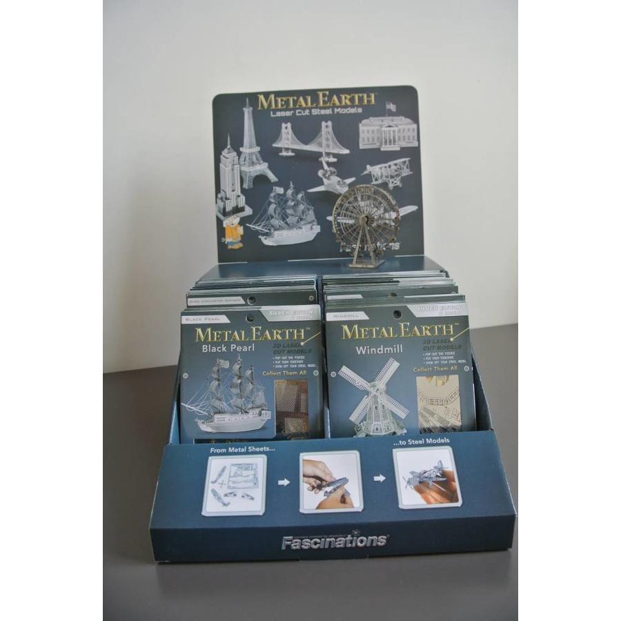 Vleugelpiano - 3D-puzzel-3