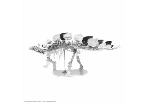 Stegosaurus Skeleton - 3D puzzle