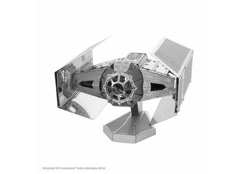 Metal Earth Star Wars Darth Vader's Tie Fighter - puzzle 3D
