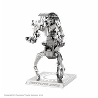 thumb-Star Wars Destroyer Droid - puzzle 3D-1