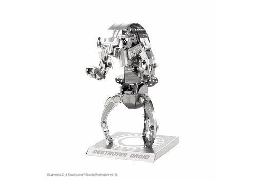 Metal Earth Star Wars Destroyer Droid - 3D puzzel