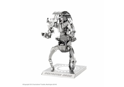 Metal Earth Star Wars Destroyer Droid - puzzle 3D