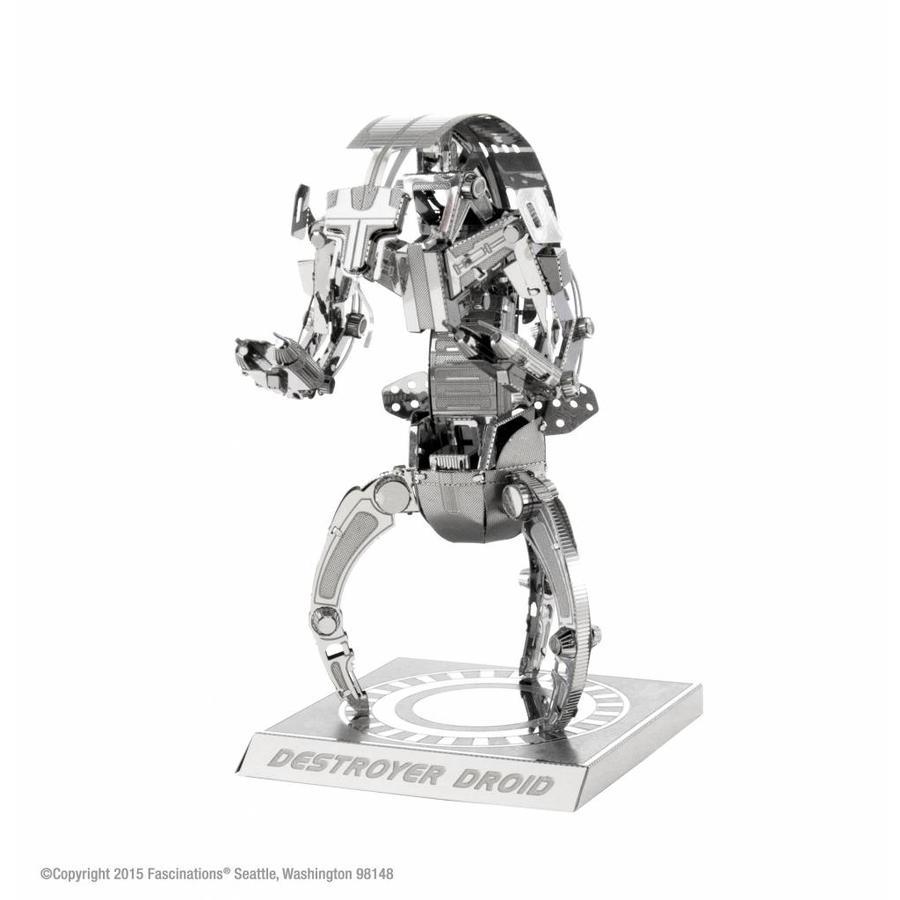 Star Wars Destroyer Droid - puzzle 3D-1