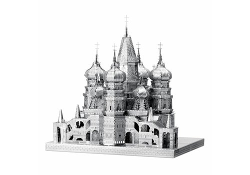 Metal Earth St. Basil Cathedral - Iconxpuzzle 3D