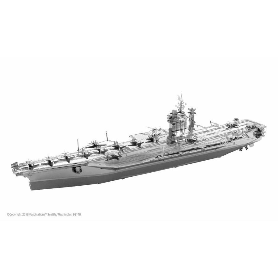 USS Roosevelt Carrier - Iconx 3D-puzzel-1