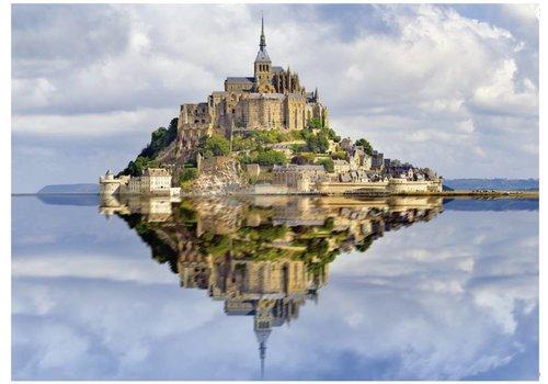 Le Mont-Saint-Michel - 1000 stukjes