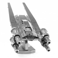 thumb-Star Wars Rogue One - U-Wing Fighter - 3D puzzle-2