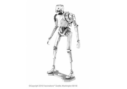 Metal Earth Star Wars Rogue One - K-2SO - puzzle 3D