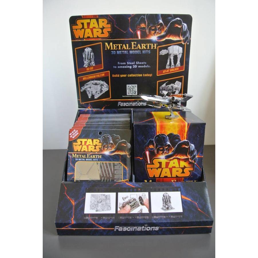 Star Wars C-3PO - GOLD - 3D-puzzel in goud-3