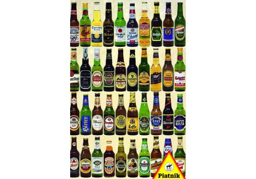 Beer bottles - 1000 pieces