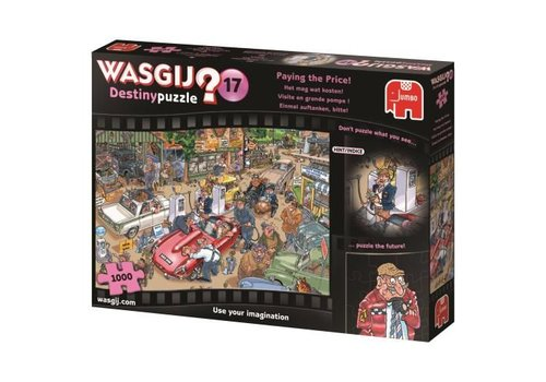 Wasgij Destiny 17 - 1000 pieces