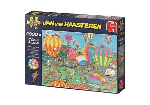 Ballonfestival - JvH - 2000 stukjes