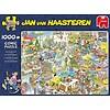 Jumbo De Vakantiebeurs - Jan van Haasteren - 1000 stukjes
