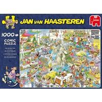 thumb-De Vakantiebeurs - Jan van Haasteren - 1000 stukjes-1