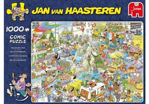 De Vakantiebeurs - JvH - 1000 stukjes