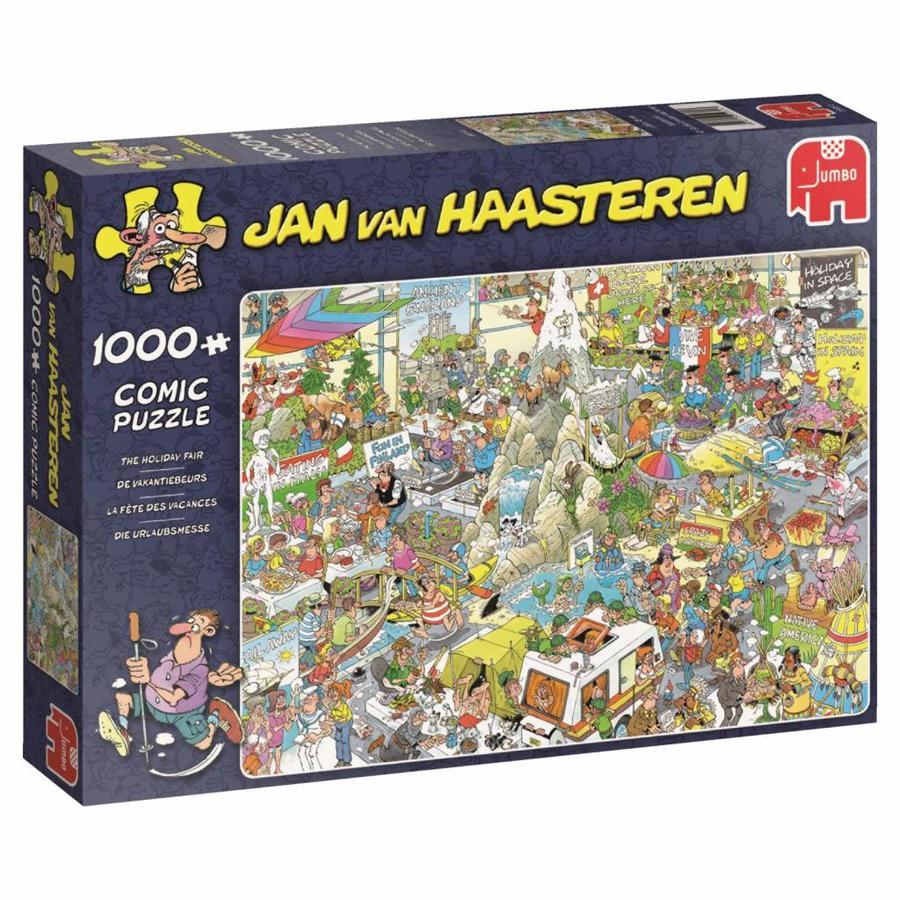 De Vakantiebeurs - Jan van Haasteren - 1000 stukjes-3