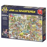 thumb-De Vakantiebeurs - Jan van Haasteren - 1000 stukjes-4