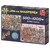 Jumbo Feestjes - JvH - 1000+500 stukjes