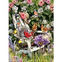 Vogels in de zomer - 1000 stukjes