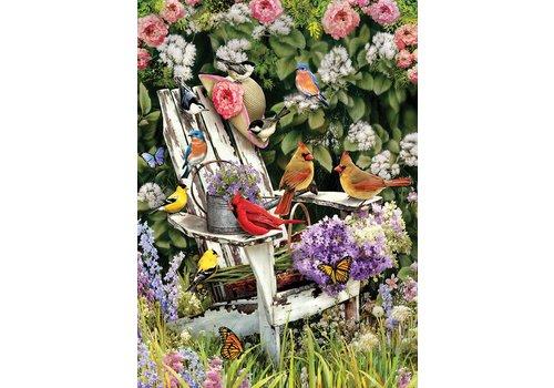 Les oiseaux en été - 1000 pièces