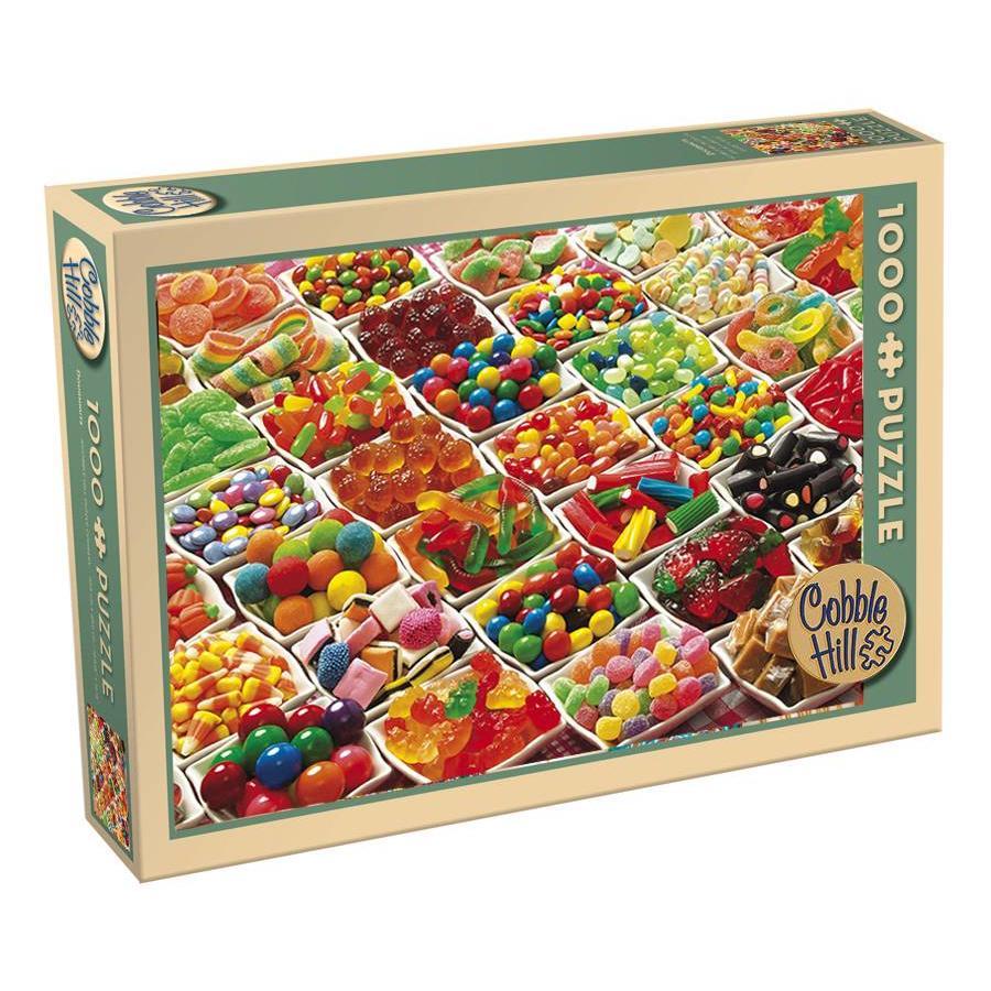 Bonbons à gogo - 1000 pièces-2
