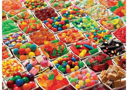 Snoep in overvloed - 1000 stukjes