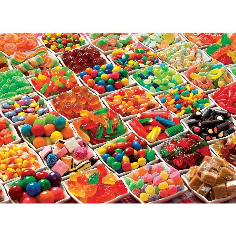 Bonbons à gogo - 1000 pièces-1