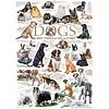 Cobble Hill Honden Citaten - 1000 stukjes