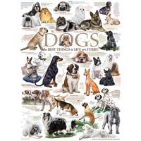 Honden Citaten - 1000 stukjes