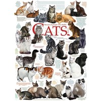 Cats Quotes - 1000 pieces