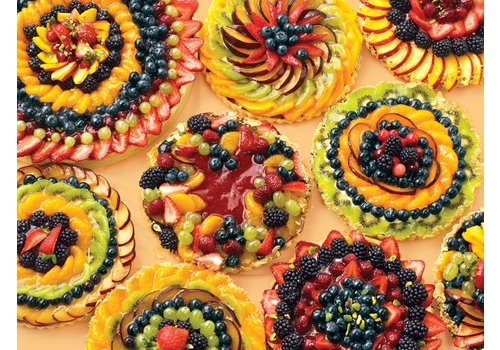 Mmm Fruittaart - 275 XXL stukjes